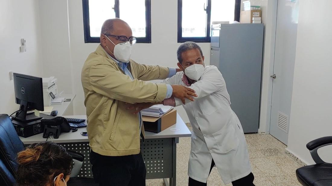 Con humildad y sin ánimos de persecución Dr Benzan asume dirección Hospital SJM.