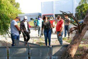 Hospital de San Juan realiza operativo de limpieza y saneamiento de su centro de salud