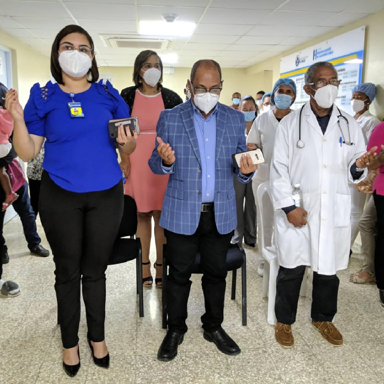 Hospital de SJM, celebra día de las enfermeras con varias actividades