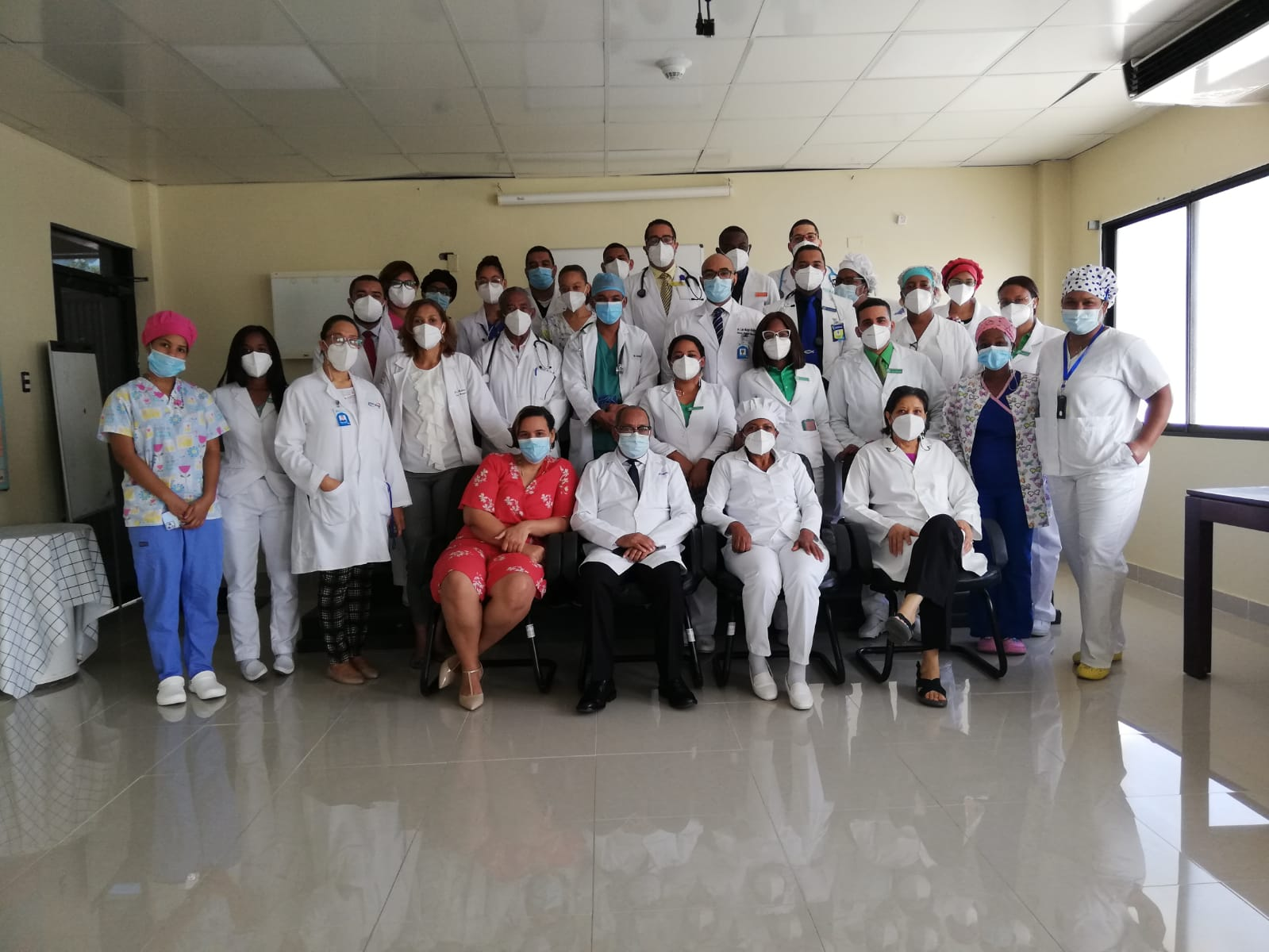 "Hospital Alejandro Cabral da formal inicio a la semana de ""La Lactancia Materna"""